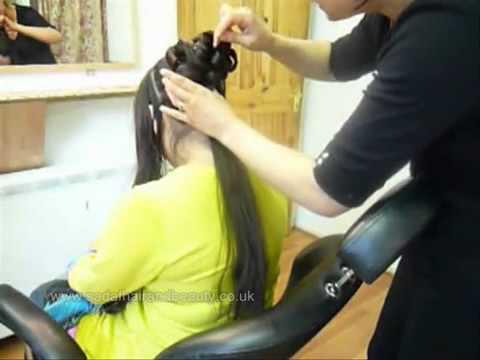 Hair Style ( Colours Beauty Parlor Hafizabad  )