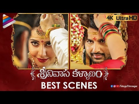 Xxx Mp4 Srinivasa Kalyanam BEST SCENES 4K Nithiin Raashi Khanna Srinivasa Kalyanam 2018 Telugu Movie 3gp Sex