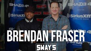 Brendan Fraser Explains Why Tom Cruise is Starring in