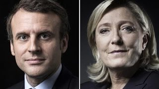 French Election: Macron and Le Pen Through to Final Round