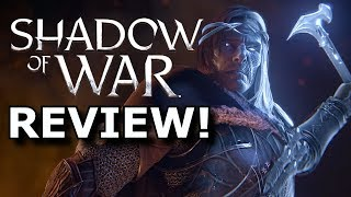 Shadow of War Review! Ruined By Loot Boxes? (PS4/Xbox One)