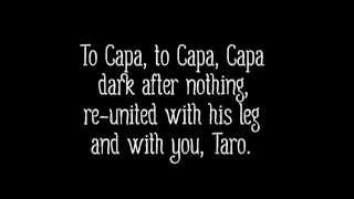 Alt J | Taro | Lyrics