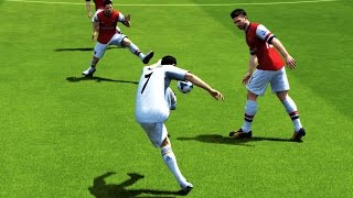 Long Shots From FIFA 98 to 15