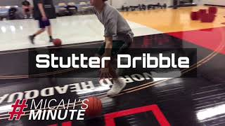 Micahs Minute #10 - Dribble-Step Timing and the Rhythm of Ball Handling