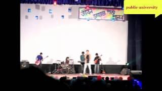 what a song:ki kore toke bolbo tui j amar,by rock star