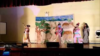 ''Nakshi Kathar Math'' Drama in USA was held in CUET ALumni USA INC cultural function 2015