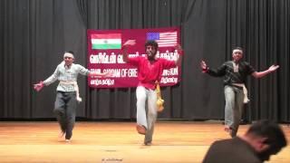 Tamil Sangam Dance By Jonathan,Jason & Prince
