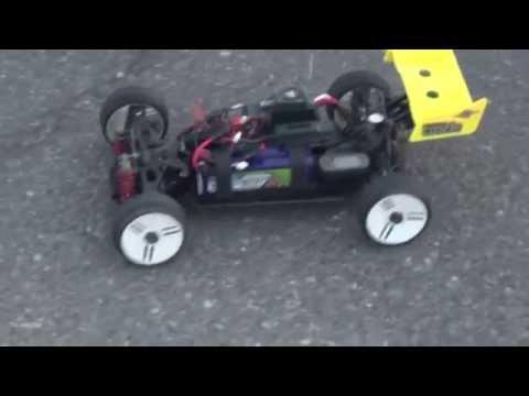 garmin forerex 301 vs quantum gps logger v2 hobbyking on my 6s buggy