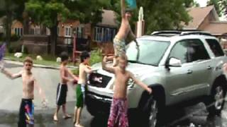Frosh Boys '09 - Carwash