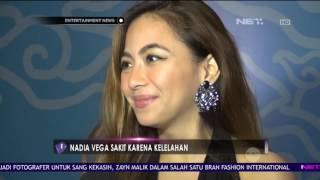 Lihat Kondisi Nadia Vega Pasca Jalani 3x Operasi