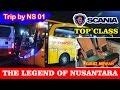 Download Video Download Trip by NS 01, THE LEGEND of NUSANTARA, Super Executive TOP CLASS | part 1 3GP MP4 FLV