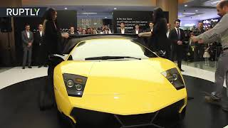Lamborghini Concept in Iran #lamborghini #lambo #iran