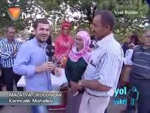 Malatya Kuluncak Karıncalık Köyü YOL VAKTİ Vuslat TV