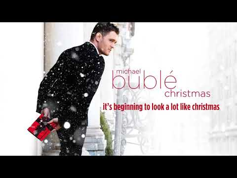 Michael Bublé It s Beginning To Look A Lot Like Christmas Official HD Audio