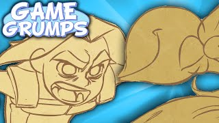 Game Grumps Animated - Hardest Boss EVER - by CatFat