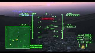 Ace Combat Zero Ace Mission 5 Flicker of Hope