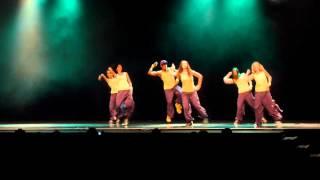 LIKE THIS NIGGA IN PARIS choreo by Seb -2012- Wattever Dance Crew