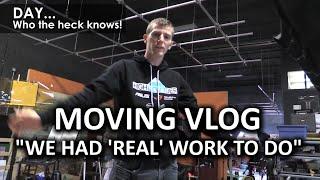 The Big Move Day 12+ - A truly MOVE-ing experience ( ͡° ͜ʖ ͡°)