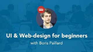 UI & Web-design for beginners