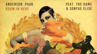 Anderson .Paak - Room in Here (feat. The Game & Sonyae Elise)