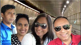 Road Trip to Virginia    লং ড্রাইভ টু ভার্জিনিয়া   