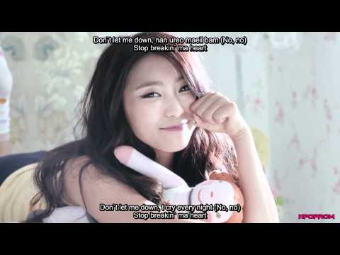 SISTAR 19 - Ma Boy MV Eng Sub & Romanization Lyrics