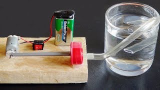 3 Simple Life Hacks With DC Motor and Fanta can