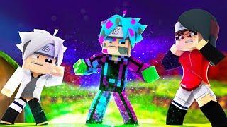 Minecraft: BORUTO - A MALDIÇÃO DO MAL NO BORUTO #131