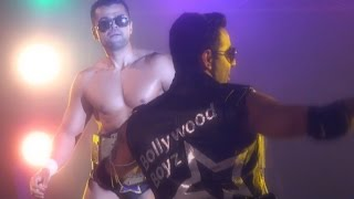 ECCW - Bollywood Boyz Entrance Video 2015