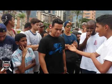 XXXXX vs xxxx // [Primera Ronda] // Batalla de Novatos #17