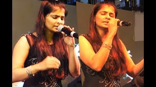 Chinmayi Live - Oru Deivam Thandha with Suryan FM Isaiyum Isaiyum Winner