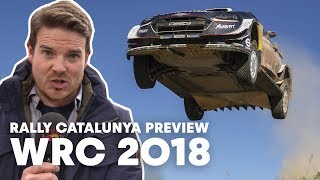 Who Will Win the WRC Rally of Catalunya? | WRC 2018