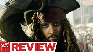 Pirates of the Caribbean: Dead Men Tell No Tales Review (2017)