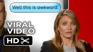 Sex Tape Viral Video - Damn You Auto Correct! (2014) Cameron Diaz, Jason Segel Comedy HD