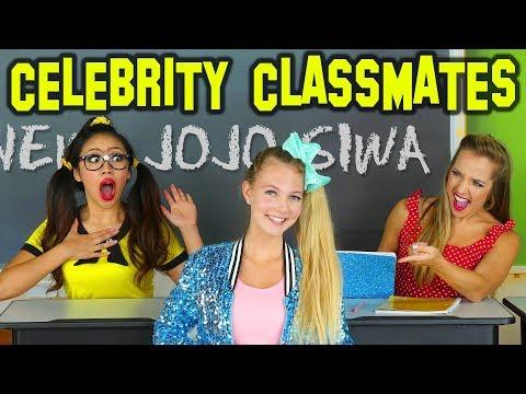JoJo Celebrity Classmates Is it Real JoJo in Our Class Totally TV