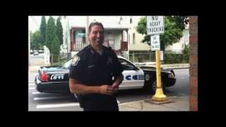 Medford, MA police interfere with citizen exercising 1st Amendment rights