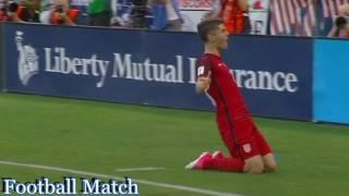 USA vs Trinidad & Tobago 2-0 All Goals & Full Highlights HD World Cup 2018 Qualification 08-06-2017