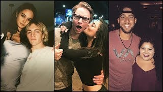 Real Life Couples of Austin & Ally