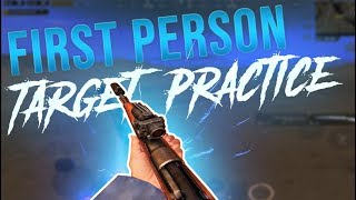 37 KILL TARGET PRACTICE [World Record] FIRST PERSON UPDATE (PUBG Mobile 1080p HD)