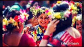 নাচ দেখে মাথা পুরাই নষ্ট 2017New Bangla Dane ( Ailo Ailo Ailora  ronge vora boishakh abar ailore)