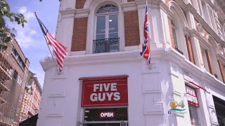 Appetizing Prospect: Brits Enthusiastic Over US Restaurants In London