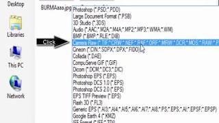 Adobe Photoshop Cs6 CameraRaw Plugin Options