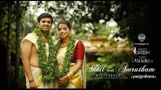 Traditional Kerala Hindu Wedding Teaser Amrutham + Akhil