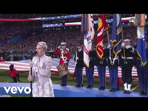 Xxx Mp4 P Nk Super Bowl LII National Anthem Performance 3gp Sex