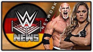 Neue WWE Network-Ideen! Rousey-Match bei WrestleMania? (Wrestling News Deutsch/German)