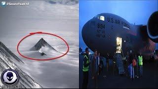 Secret Antarctica Coverup? Inner Earth, Alien Bases & More 11/11/16