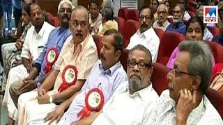 പി രാജീവ് വീണ്ടും എറണാകുളം ജില്ലാ സെക്രട്ടറി