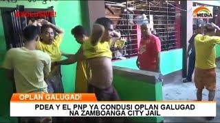 PDEA Y PNP Ya Conduci Oplan Galugad Na City Jail!