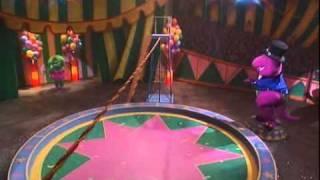 barney's super singing circus