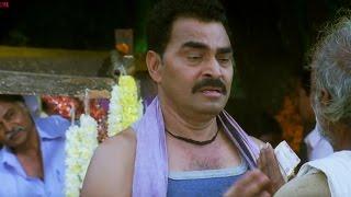 Allari Naresh Father Sayaji Shinde Selling Banana's  Sentiment Scene || Seema Tapakai